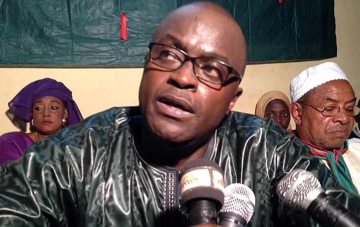 Saint-Louis : Me Moustapha Mbaye installé à la tête de la troisième coordination du Parti socialiste.