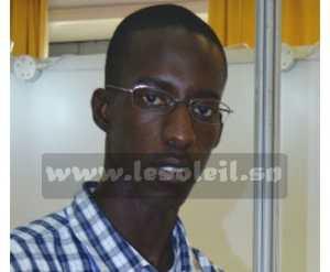 Le sénégalais Papa Abdoulaye Mbodj, ingénieur aéronautique, inventeur du stationnement par Sms
