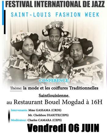 FESTIVAL DE JAZZ : MaamTiouth créations lance le « Saint Louis Fashion Week », ce vendredi.