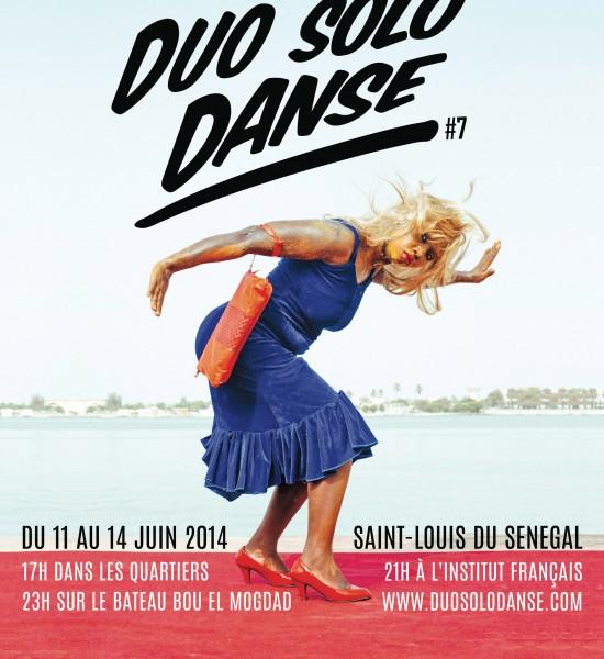 DUO SOLO DANSE 2014 : Un grand spectacle inédit inspiré par l'œuvre de Léopold Sédar Senghor.