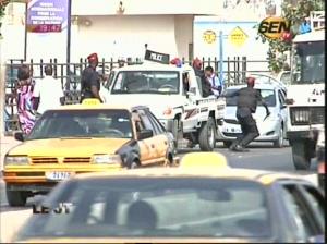 La manifestation du PDS Dispersée : Oumar Sarr arrêté