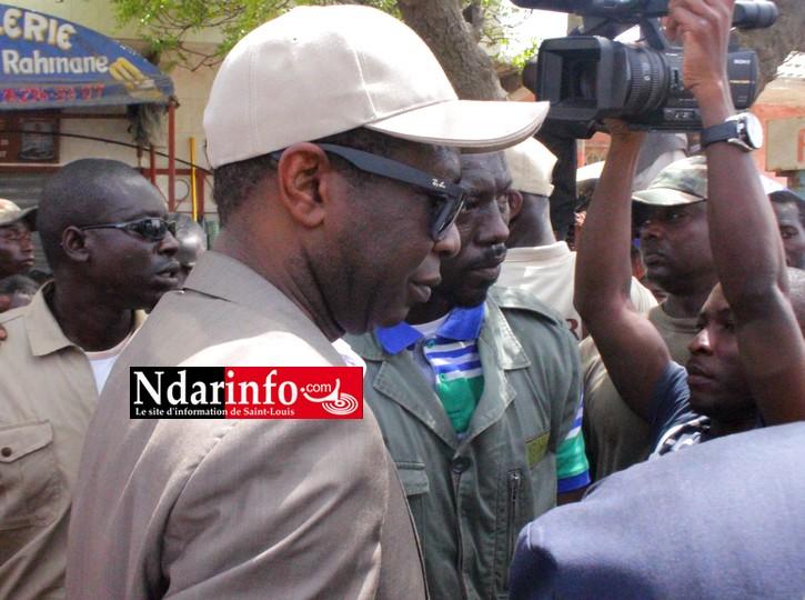 SAINT-LOUIS : Youssou NDOUR surpris par  la « petitesse » du budget de la Mairie.