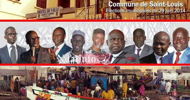 Soirée électorale  de Saint-Louis : les candidats se retrouvent à TERANGA FM, demain.