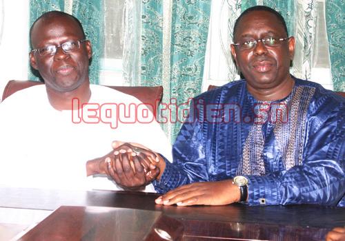 Démission de Bamba Dièye, vélleités de départ d'autres ministres, remaniement en vue.