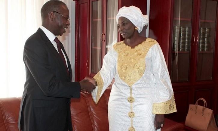 Aminata Touré a passé le témoin à Mahammed Dionne