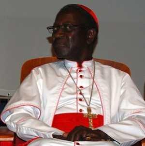 Le cardinal Sarr appelle les chrétiens à donner de leur sang