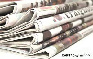 Revue de presse: les dernières locales et d'autres sujets politiques en exergue