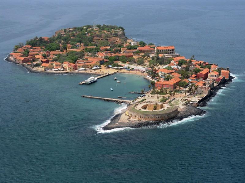 Patrimoine urbain : Gorée, île mémoire en péril