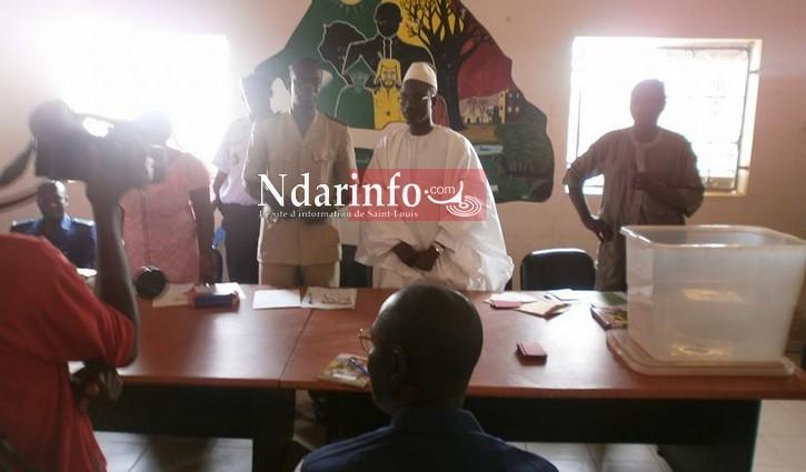 SAINT-LOUIS : Amadou Bécaye DIOP, nouveau maire de Ross Béthio.