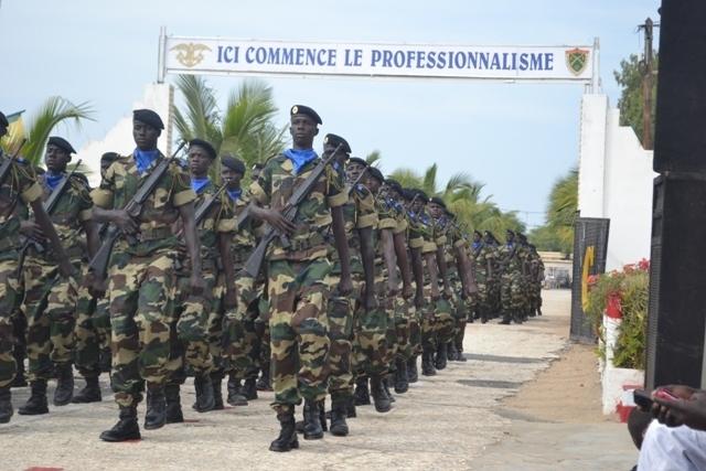 SAINT-LOUIS: Deux soldats en formation décèdent à Bango.