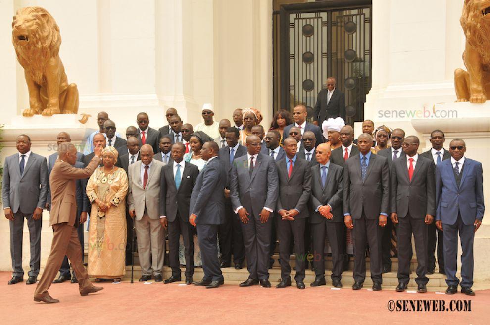 Le communiqué du Conseil des Ministres de ce mercredi 16 juillet 2014