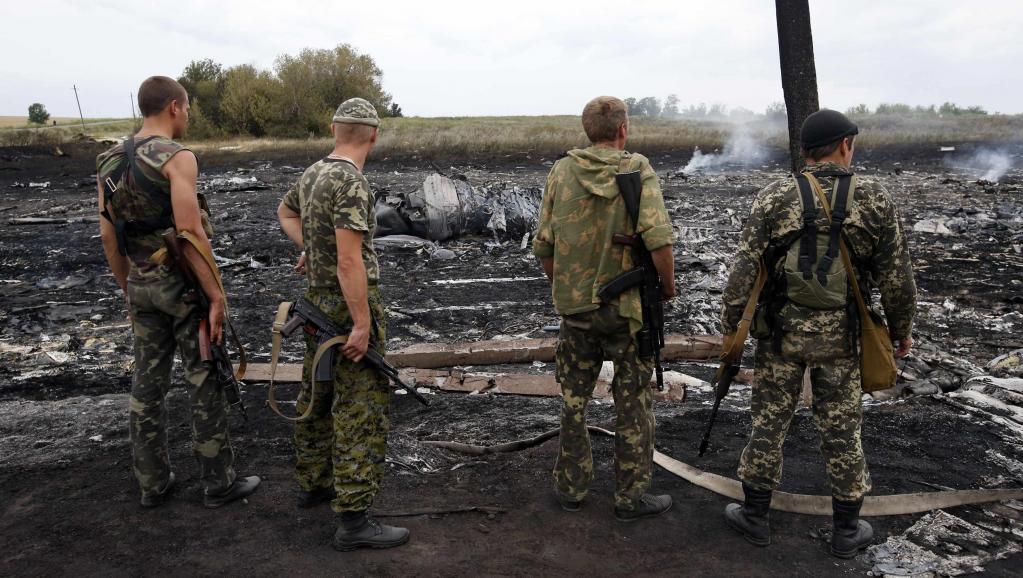 Le vol MH17 a été bel etbien abattu: interrogations sur le type de missile utilisé