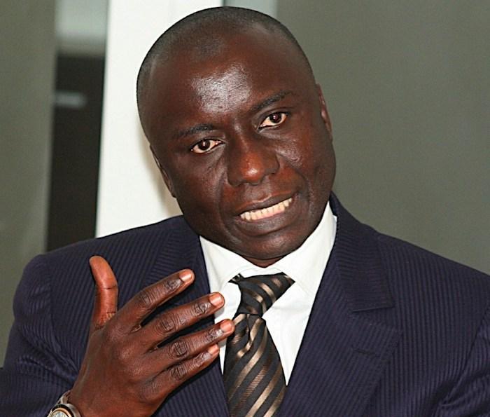 """IDRISSA SECK : """"les gens peuvent influencer Abdoulaye Wade ou Macky Sall, mais ce n'est pas mon cas"""""""