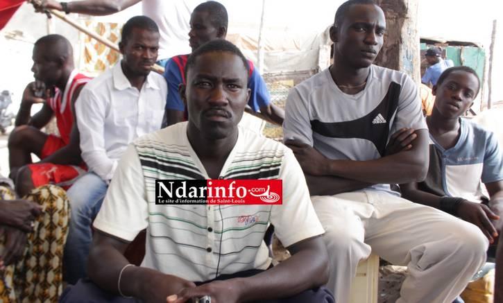 SAINT-LOUIS : Se sentant « exclus » et « trahis», les jeunes de l'APR Santhiaba crient leur déception.