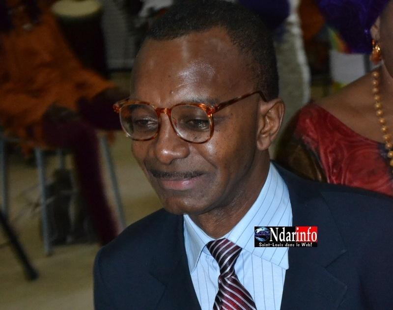 URGENT: Baydallaye KANE nommé nouveau recteur de l'Université Gaston Berger