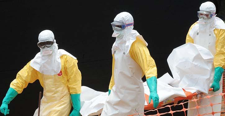 Ebola: un cordon sanitaire pour stopper la propagation du virus