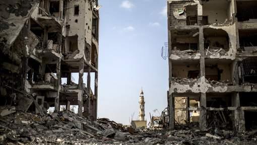 Israël a commencé à retirer des troupes de Gaza