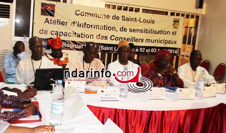 """Gestion de la Commune: Mansour FAYE préconise """"un contrat de performance"""" avec les Saint-louisiens."""