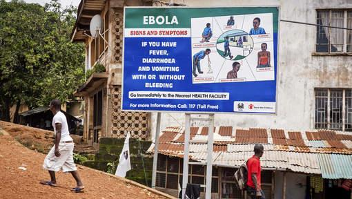 Ebola: l'OMS décrète l'état d'urgence mondial