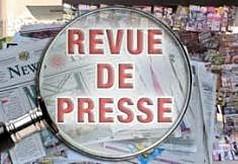 Revue de presse de ce vendredi: les quotidiens sénégalais proposent un menu divers.