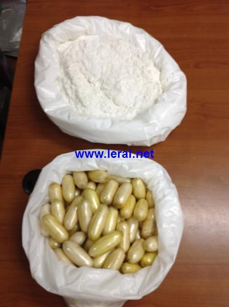 Saisies de drogue: La douane met la main sur 2,710 kg de cocaïne à l'aéroport LSS et 336 kg de cannabis à Kidira