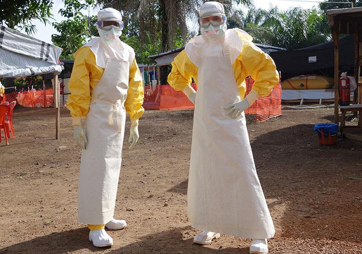 Cas suspect Ebola- OUROSSOGUI : L'EVOLUTION EST RASSURANTE