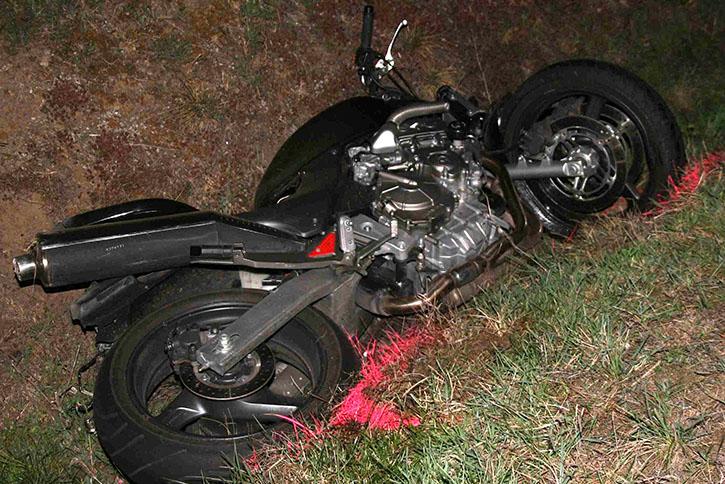 Saint-Louis : deux accidents de moto enregistrés, samedi et dimanche