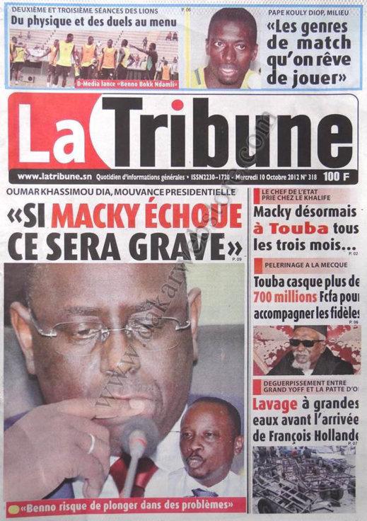 """Le directeur de publication de La Tribune placé en garde à vue pour 'fausse information"""" sur Ebola"""