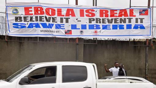 Des malades d'Ebola emmurés vivants au Liberia