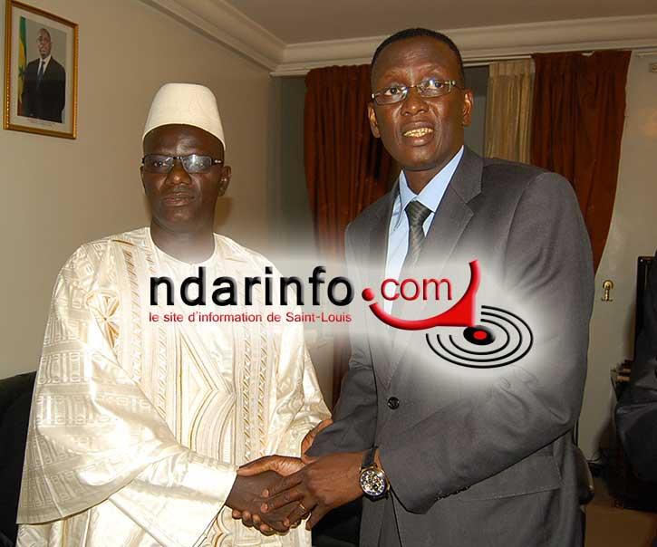 UGB – CROUS : Birame Ndeck NDIAYE passe le témoin à Ibrahima DIAO.