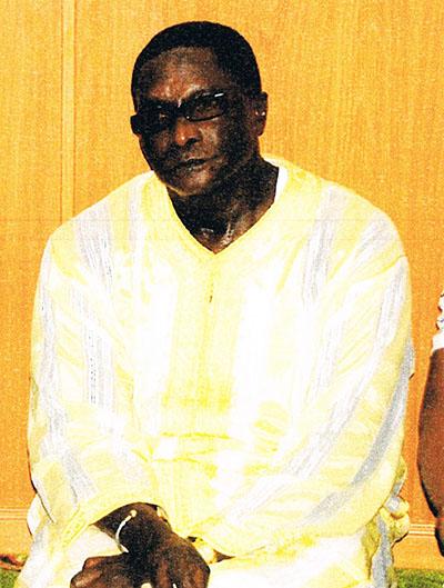 NECROLOGIE: Décès du diplomate Saint-Louisien Amadou Gueye, Vice-Consul à Madrid.