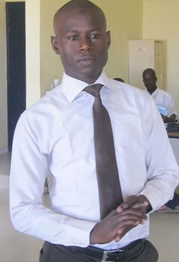 Zahir Fall, coordonnateur du Mouvement Wallou N'Dar : « Nous restons toujours déterminés car notre combat pour Saint-Louis est constant »