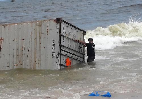 Cargaison d'armes : Les deux containers du Sea Soul 1 disparus réapparaissent à la Baie de Hann