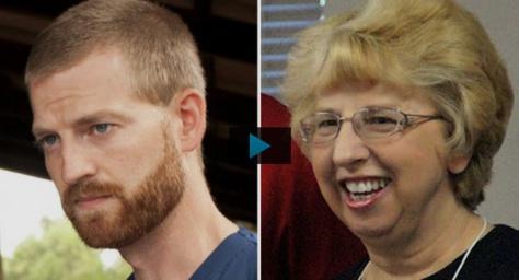Ebola : les deux Américains traités au sérum ZMapp sont guéris