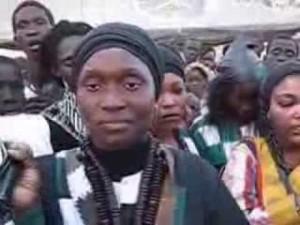 Décés de sokhna khady bayo (chanteuse religieuse) et petite soeur de Maada ba