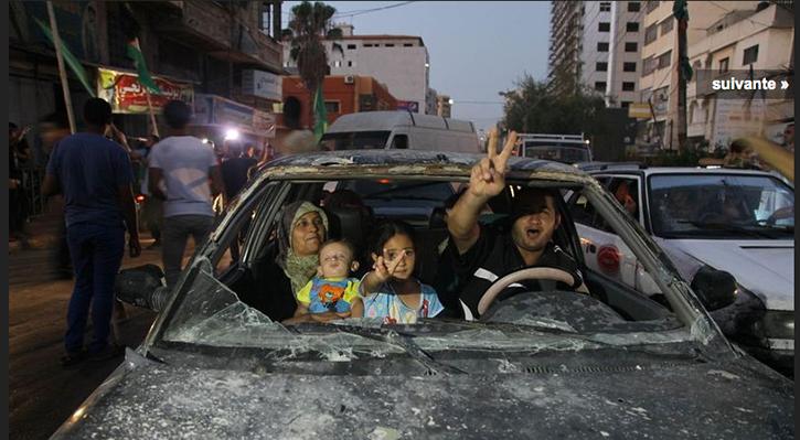 Israël confirme l'accord de cessez-le-feu