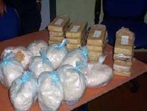 Saisie de près de 2 kg de cocaïne coupée à l'aéroport Senghor (Douane)