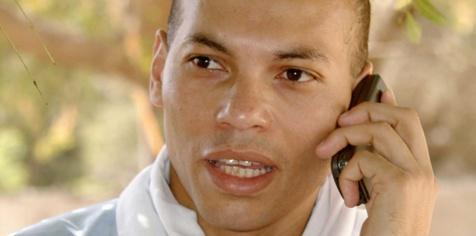 Karim Wade vers le fond