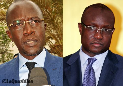 Palais de la République: Accrochage verbal entre Yakham Mbaye et Makhtar Cissé