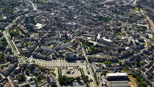 Une bombe de 250 kilos découverte à Hasselt