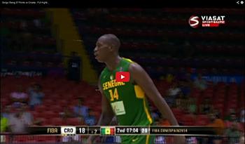 [Video] Regardez comment Gorgui Dieng a fait gagner les Lions: énorme!!!