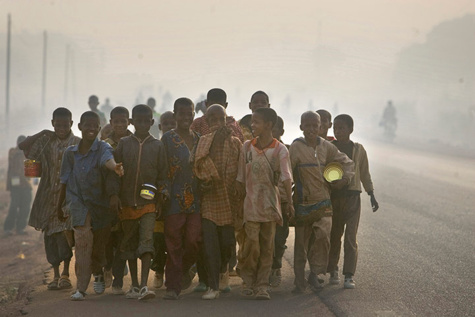 Matam : les talibés guinéens invités à ne pas se rendre dans leur pays pendant la Tabaski pour cause d'Ebola