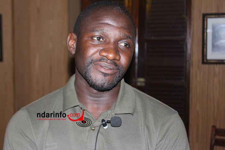 Abdou Wahab DIOP, conseiller muincipal, président de la Commission Jeunesse