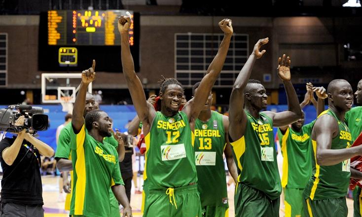 Classement FIBA : Le Sénégal se hisse à la 30e place mondiale
