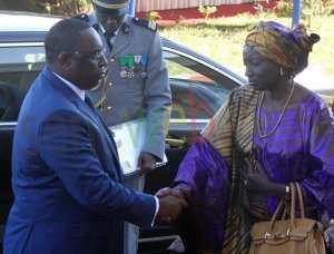 Macky Sall et son ex-Pm Mimi Touré se retrouvent (enfin) au Palais