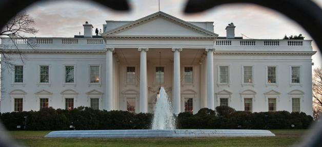 L'intrus de la Maison blanche était armé d'un couteau