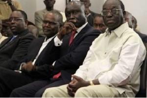 """Les leaders de Benno vantent le PSE: """"il ouvre les chemins de l'espoir"""""""