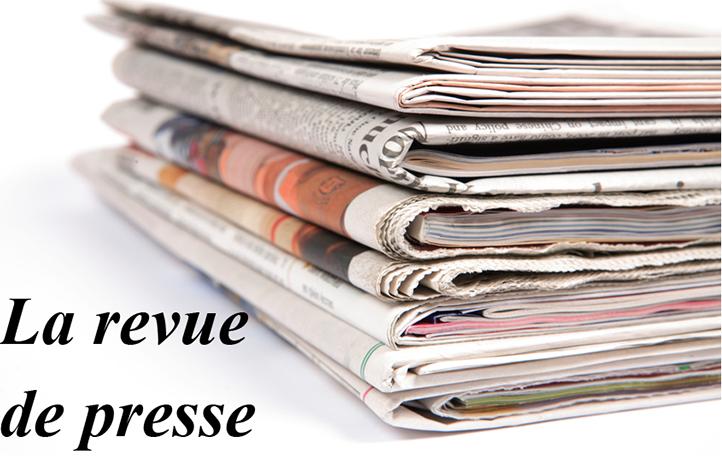 Revue de Presse de ce lundi: La politique fait le menu des quotidiens