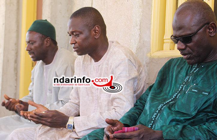 """Hommage à Maurice NDIAYE: le DG de l'APS salue """"un modèle de générosité, d'engagement et de désintéressement"""""""