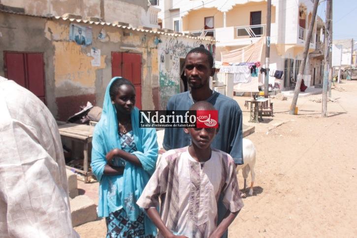 PHOTOS – Voici les enfants de Babacar Maurice NDIAYE.